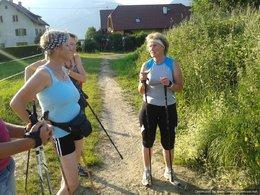 Nordic Walking Kräuterwanderung