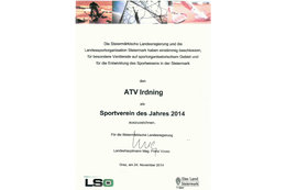 ATV Irdning Sportverein 2014